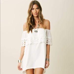 Stone Cold Fox Bonita Dress sz 1 xs small white